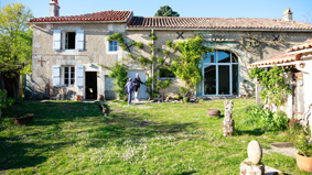 hébergement en Charente Angoulême