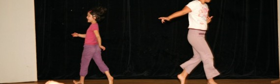 Compagnies de danse au Studio Juillaguet